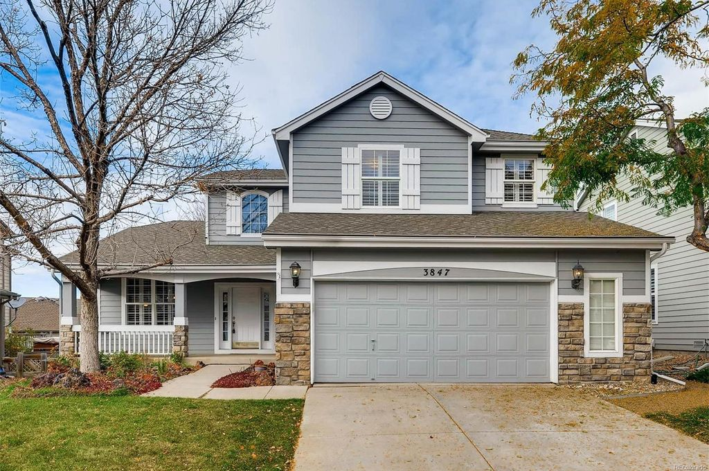 Spacious Basement in Beautiful Highlands Ranch Home