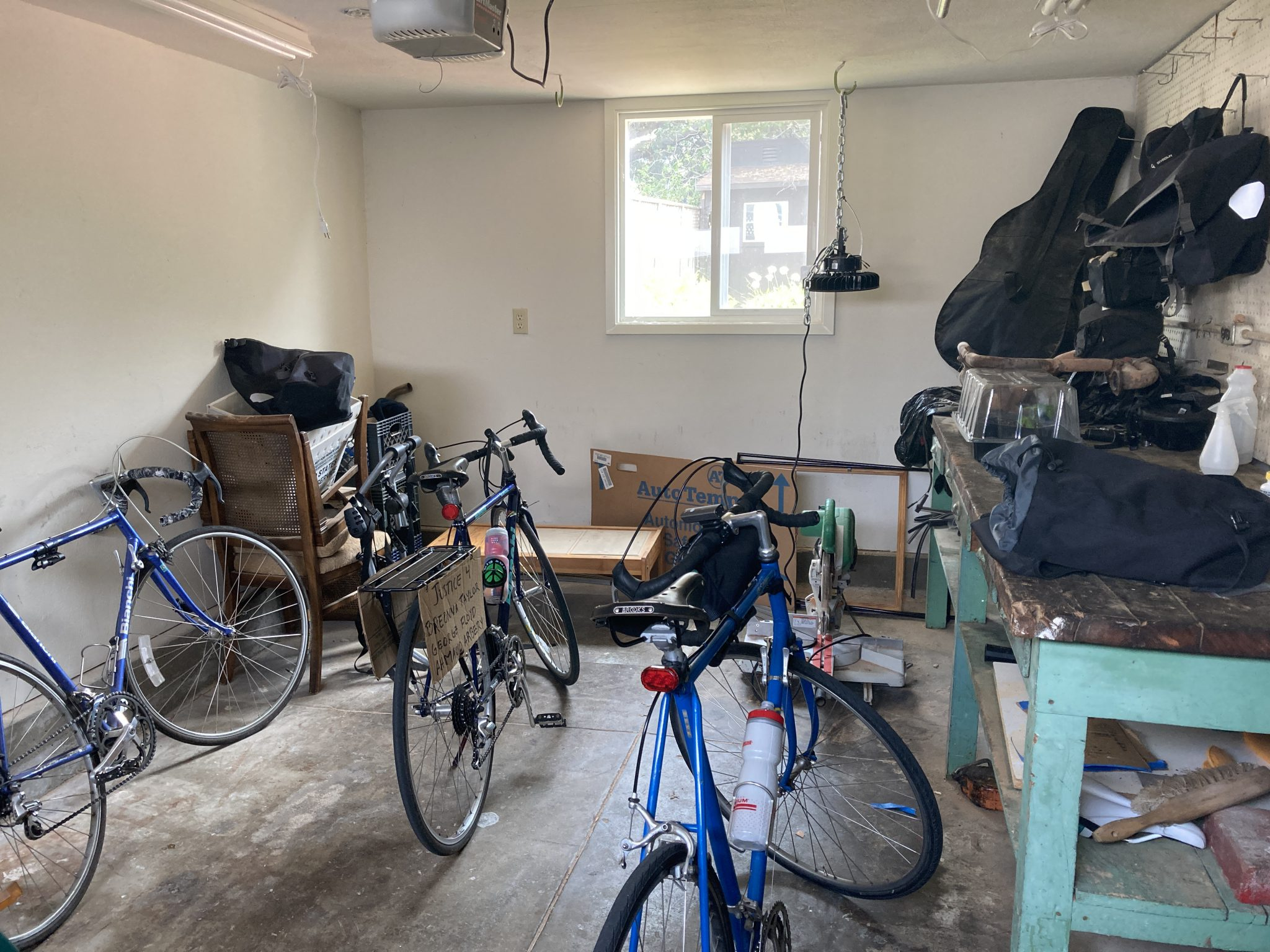 Garage and Shed Storage available